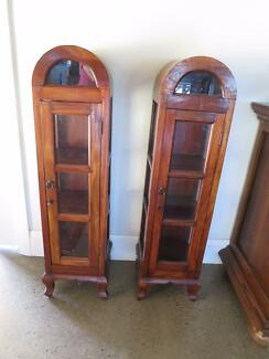 Display cabinet Provincial English Style Oak