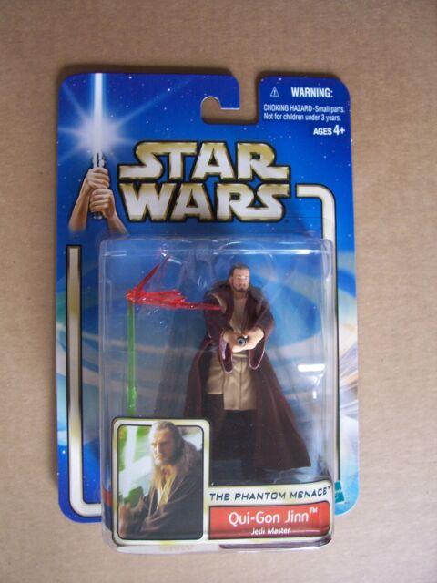 Star Wars Saga TPM The Phantom Menace QUI-GON JINN (Jedi Master) #32