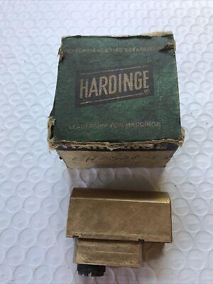 Hardings Lathe Cross Feed Nut Milling Machine Lh 328-s