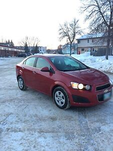2014 Chevrolet Sonic LT private sale