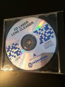 CD DVD Player Cleaner Disc