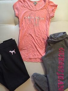 Victoria secret PINK and GUESS