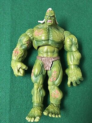 2008 Marvel Legends - Fin Fang Foom Series - The End Hulk - RARE!