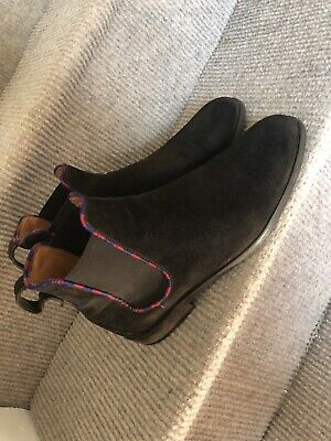 Justin Deaking Mens Chelsea Boots Size 11