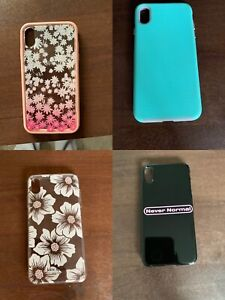 Various IPhone XS Max Cases