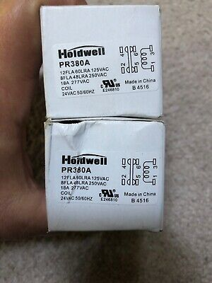 Holdwell Hold Well Switching Relay Pr 380a Pr380a 12fla60lra
