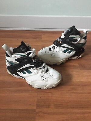VTG 90s Reebok Insta Pump Preseason Athletic Shoes Sneakers Size Men s 7  VNDS d6ba564e1