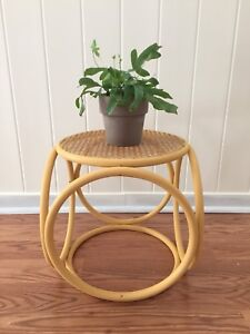 Bentwood Plant Stand/Stool