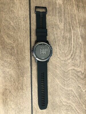 Garmin Fenix 3 HR Sapphire Watch GPS Multi-Sport Triathlon Running
