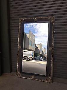 Floor Mirror Ornate vintage frame 2.2m x 1.3m - Bevelled edges Strathfield Strathfield Area Preview