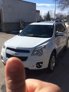 2011 Chevy equinox  lots of options