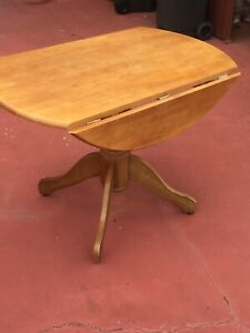 Table with two drop sides