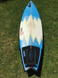 Dicko Custom Made Surfboard