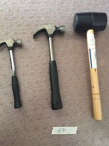 Hammers and Mallet