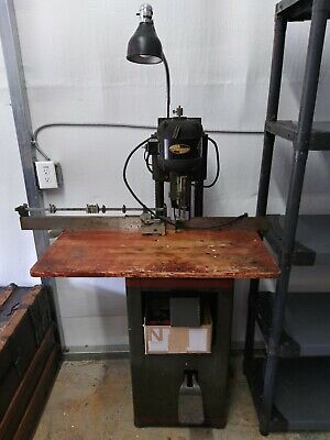 The Challenge Paper Drilling Machine Model Jf