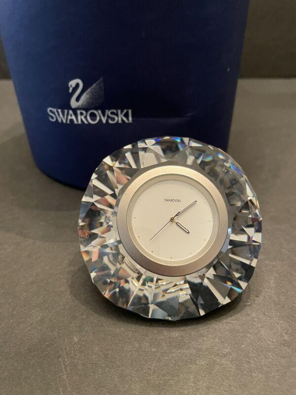 Swarovski Crystal Polar Star Clock 9280 103 201