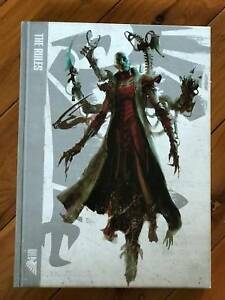Warhammer 40,000 The Rules Hardcover Book