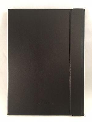 """OEM Unprecedented Samsung Galaxy Tab S2 9.7"""" Bluetooth Keyboard Book Cover - Black"""