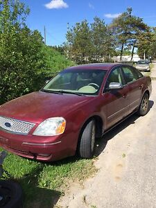 2005 Ford 500