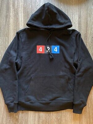 424 Logo Hoodie Pre-Owned 100% Authentic