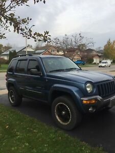 2004 Jeep Liberty  $1000 AS IS