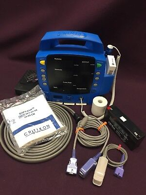 Ge Dinamap Procare 400 Vital Signs Monitor - Refurbished - Biocertified