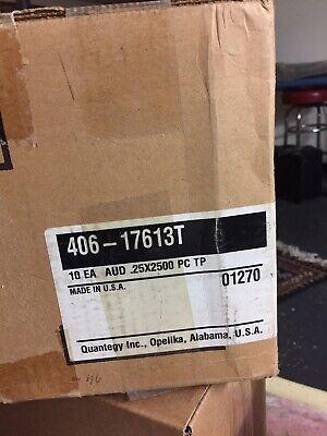 """Quantegy 406 Tape Box Of 10  1/4"""""""