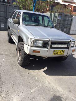 1993 4Runner 2.8 diesel manual 6 mths rego Port Kembla Wollongong Area Preview