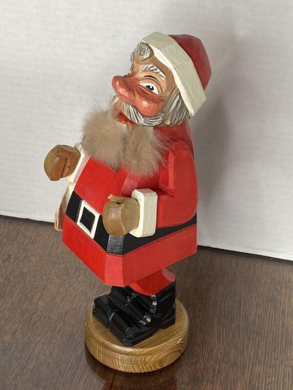 Santa Clause Jowel Rhoen Nutcracker Made in Germany Johann Weih