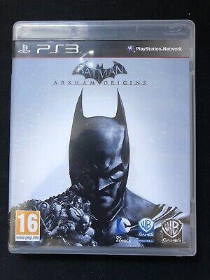 Batman: Arkham Origins (Sony PlayStation 3, 2013) - European Version for sale  Shipping to Nigeria