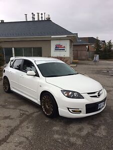 2007 mazdaspeed3, clean and low km