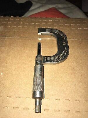 Vintage Brown Sharpe Micrometer Caliper 48