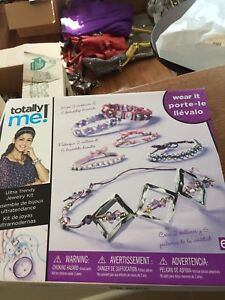Jewelry making kit.