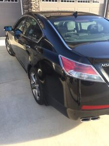 2011 Acura TL AWD Tech Package