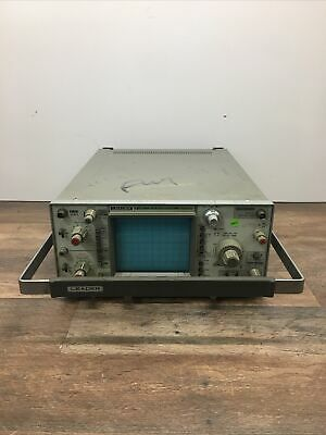 Vintage Leader Lbo-516 Oscilloscope 100 Mhz