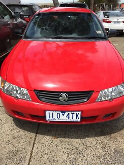 2004 Holden Commodore Executive VY II Auto