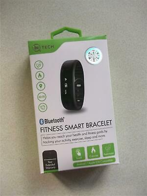 iN TECH BLUETOOTH FITNESS SMART WATCH BRACELET Run/Jog/Exercise Activity Monitor