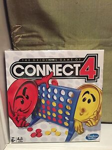Connect 4 mini game from Advertiser - wrapped new Henley Beach Charles Sturt Area Preview