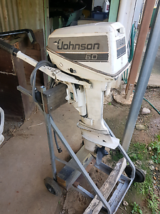 Johnson outboard Kallangur Pine Rivers Area Preview
