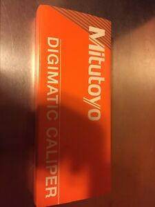 MITUTOYO-DIGIMATIC CALIPER BRAND NEW FOR $180
