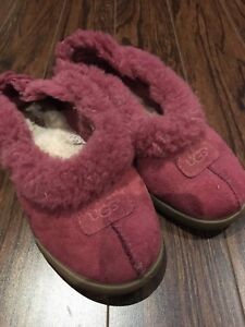 Red Ugg Slippers