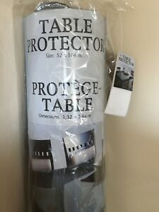 Never used Table protector