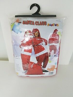 Santa Claus funsies one-size-fits-most adult costume