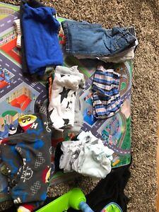 3-6 Month babyboy cloths