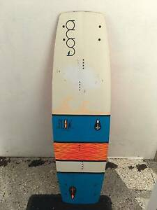 2015 Tona Flow 140cm kiteboard twintip Scarborough Stirling Area Preview