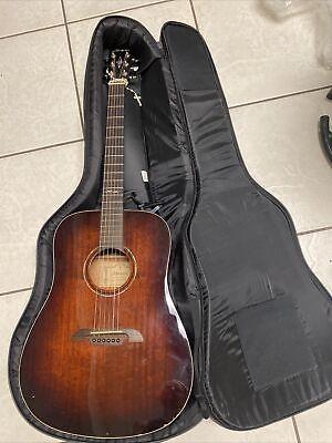 Alvarez AD660ESHB ARTIST SERIES DREADNOUGHT Acoustic Guitar /Gig Bag