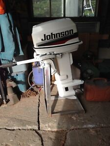 Trade for long shank outboard