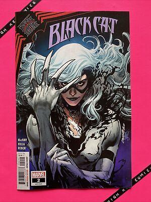 Black Cat #2 Pepe Larraz Cover A Marvel 2021 NM (King In Black Tie-In)