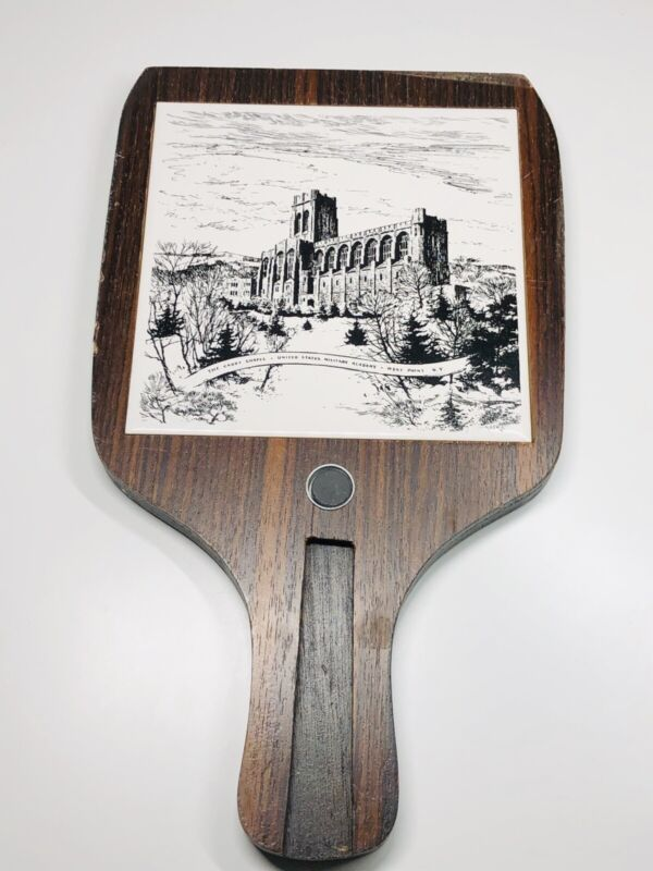 Vintage Cadet Chapel - United States Military Academy - West Point  Cheese Board
