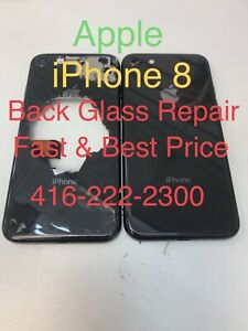 Apple iPhone 8 Rear Glass Repair